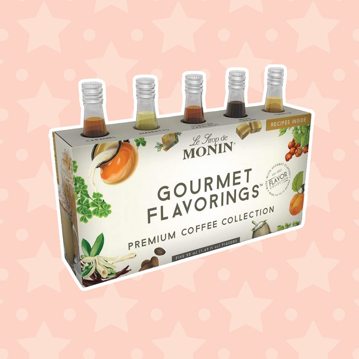 Monin Gourmet Flavorings Premium Coffee Collection