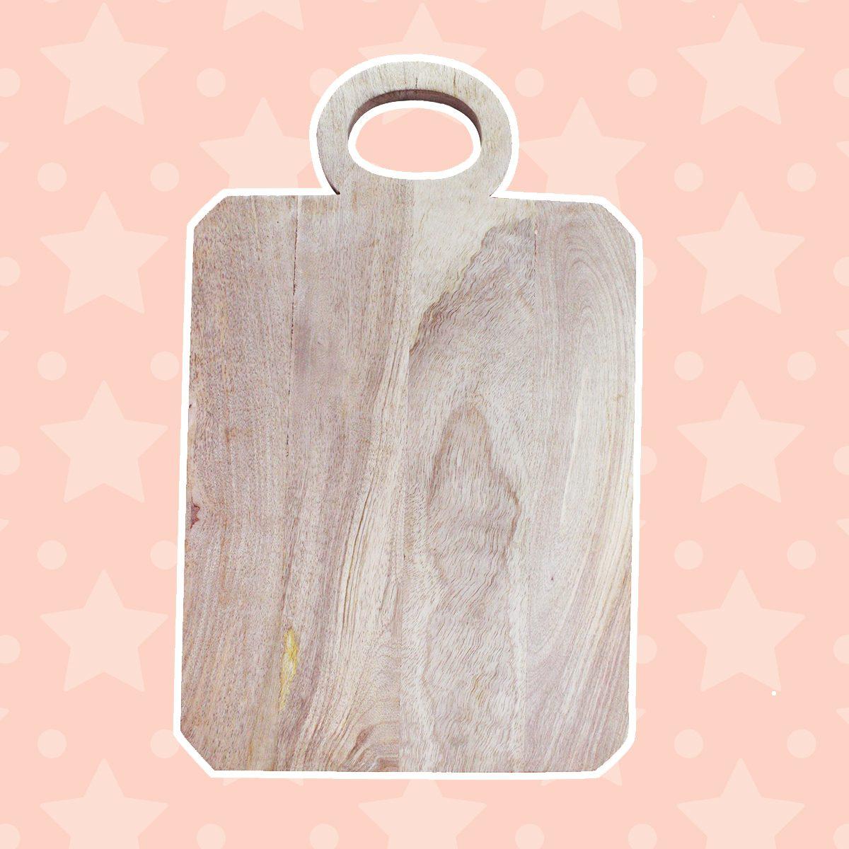 Natural Mango Wood Board