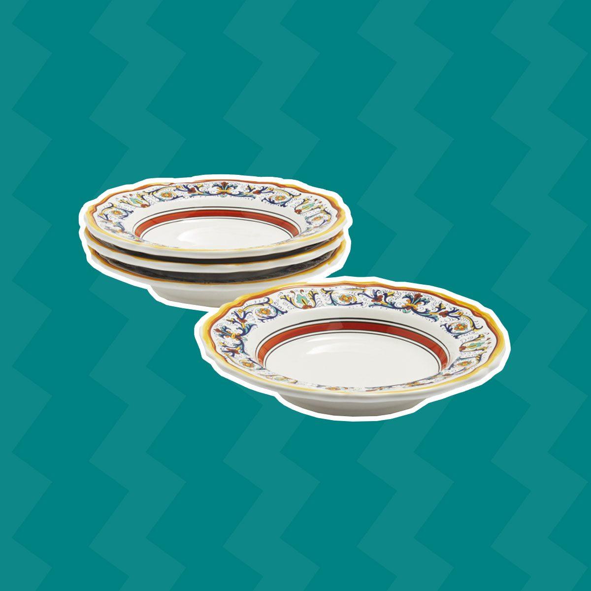 Nova Deruta Soup Bowls