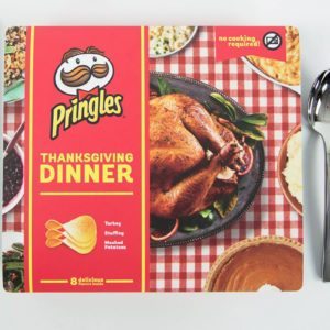 Pringles' Special-Edition Thanksgiving Flavors Sold out in Record Time. But Are They Gone for Good?
