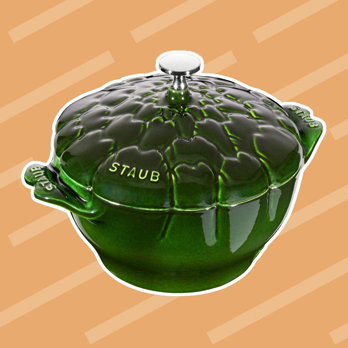 Staub Artichoke Cocotte