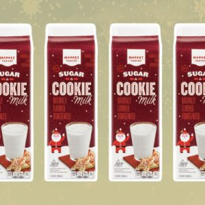 Target's New Sugar Cookie Milk Takes Milk & Cookies to the Next Level