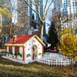 Scenes from 2017's Taste of Home Gingerbread Boulevard