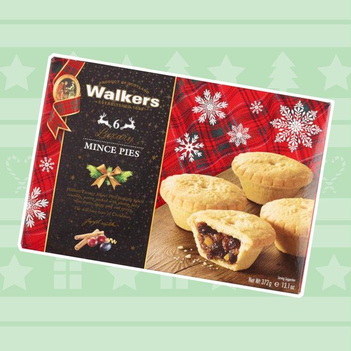 Walkers Luxury Mincemeat Tarts
