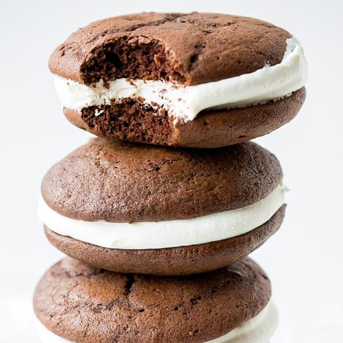 Traditional Whoopie Pies