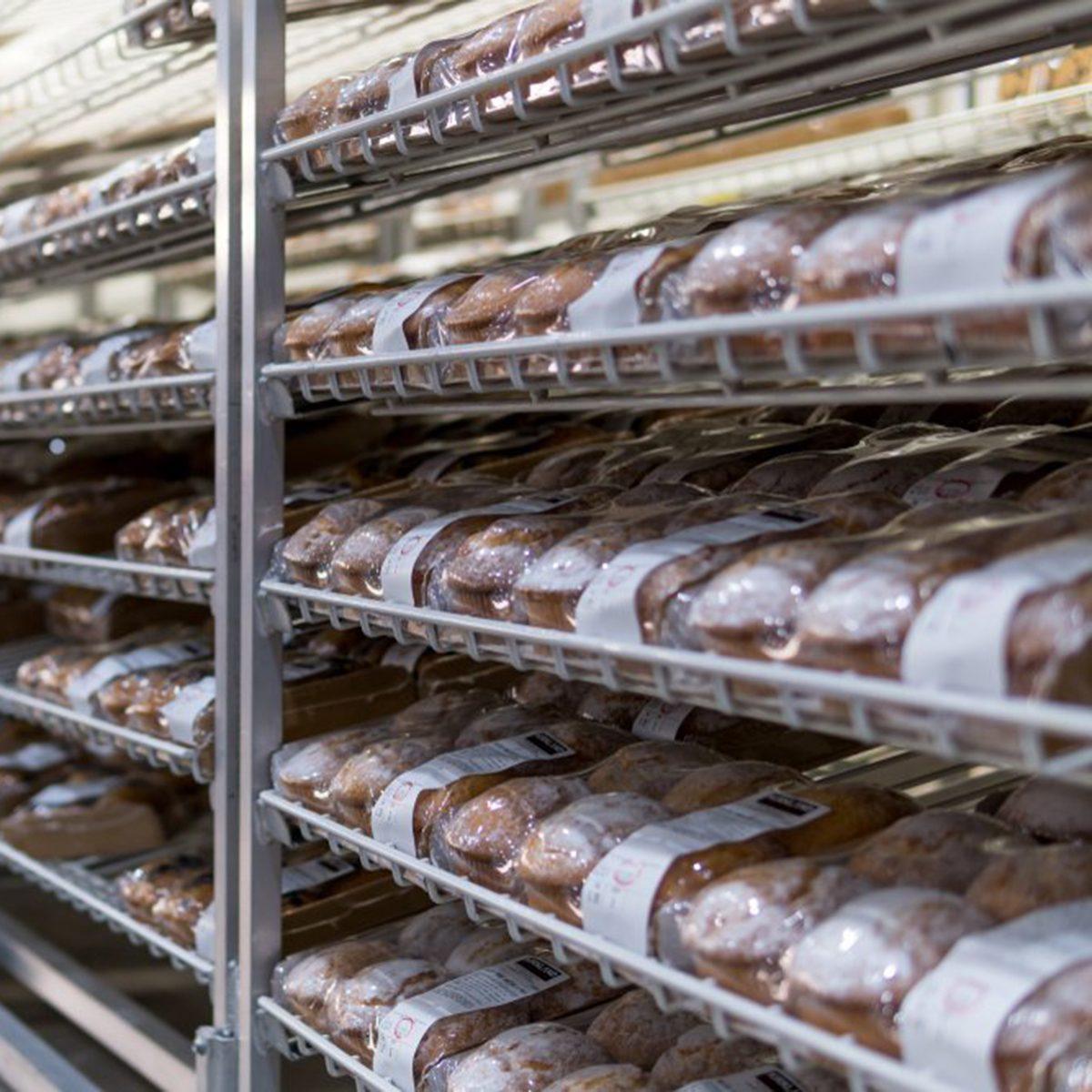Bakery aisle