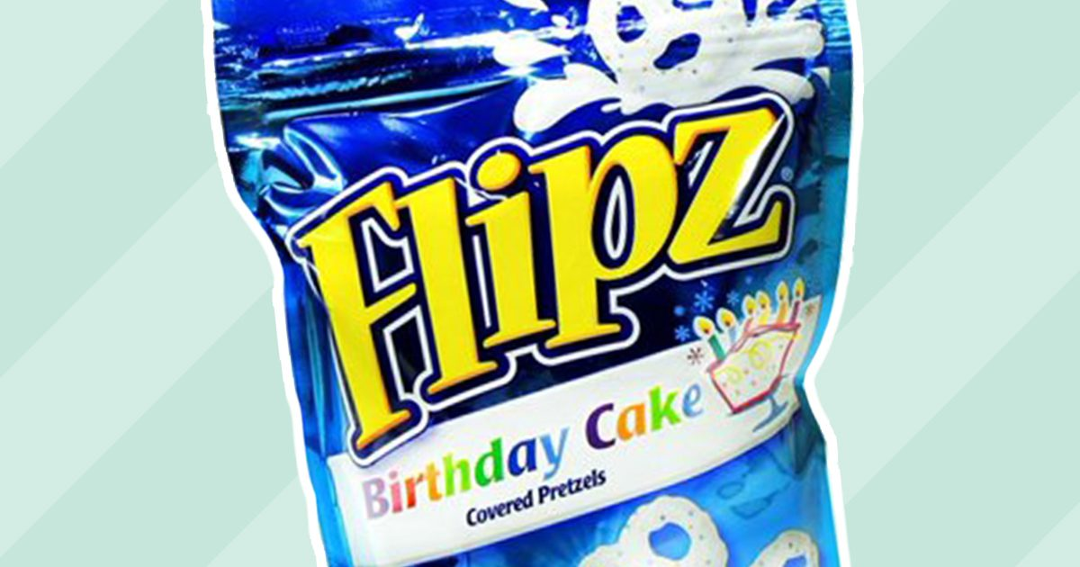 The Best Birthday Cake-Flavored Foods