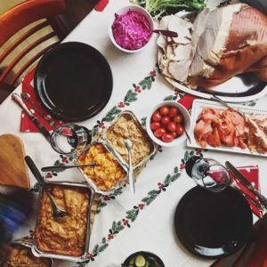 19 Christmas Dinners From Around the World