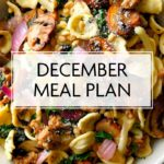 Your December Meal Plan