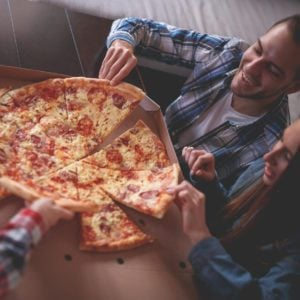 A Large Pizza Feeds You More Than TWO Mediums, According To Math