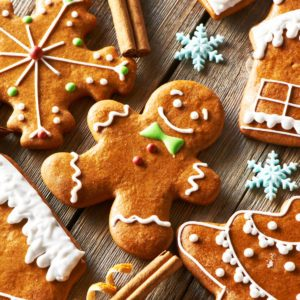 Decorating Tips for Gingerbread Cookies