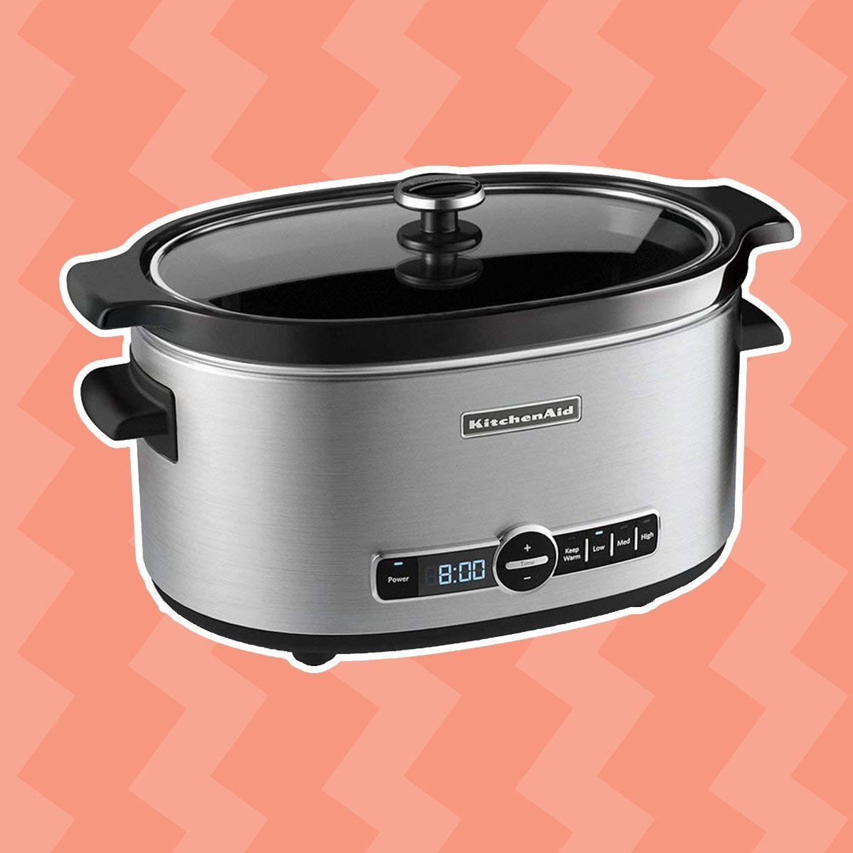 Kitchenaid 6 Qt Slow Cooker Amazon Kitchen Appliances Tips And Review