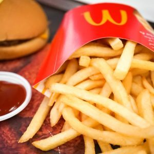 6 Facts You Might Not Know About McDonald's French Fries