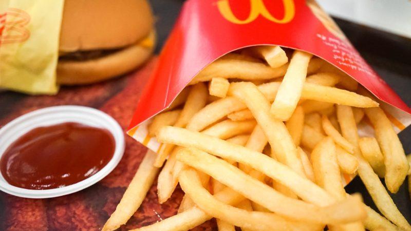 Mc Donald's fries