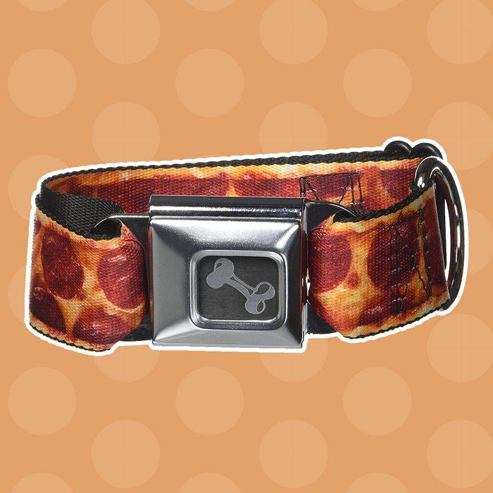 Pizza collar