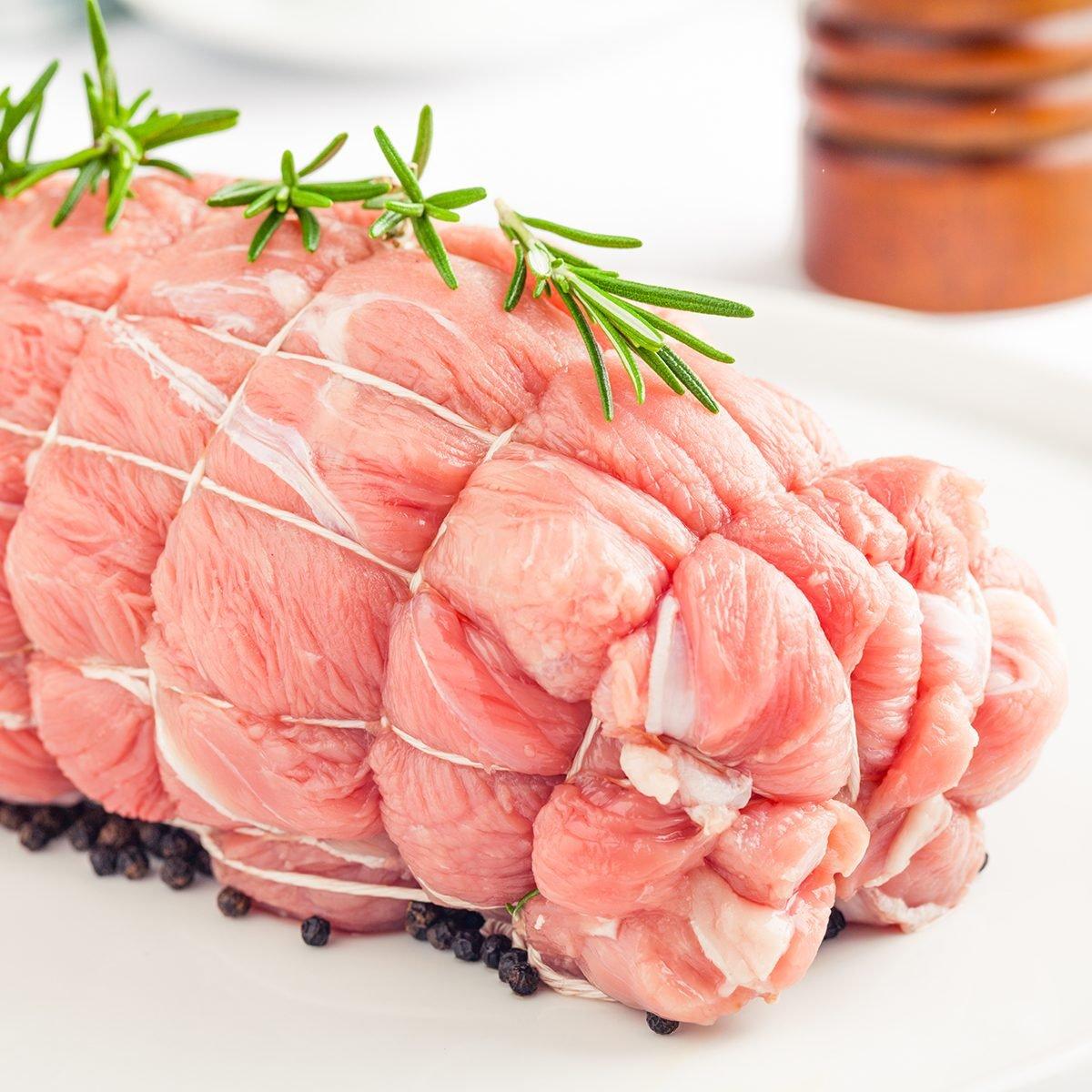 Fresh Roast of Pork