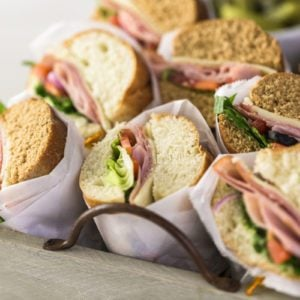 Subs, Grinders and Hoagies: What's the Difference?