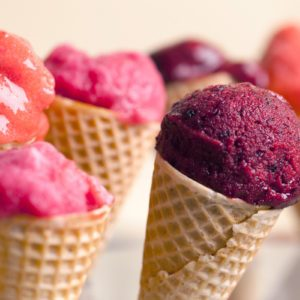 Sherbet vs. Sorbet: What's the Difference?