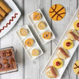 30 Slam-Dunk Snack Ideas, Based on Your Favorite NBA Team