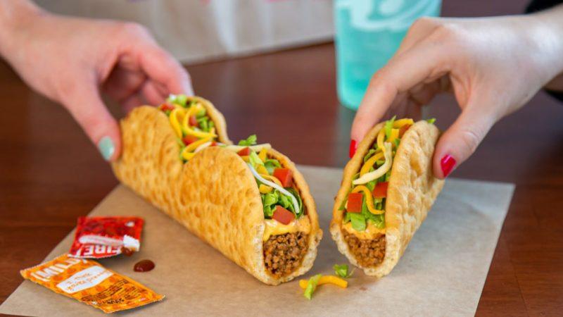 Taco Bell's New 'Triplelupa'