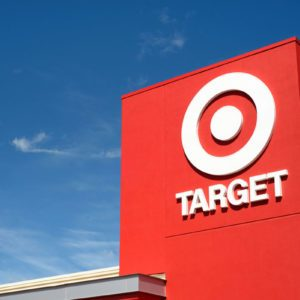 Target retail store located in the Hamilton Crossings