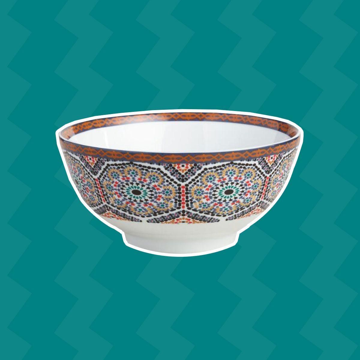 Moroccan Tile Bowls