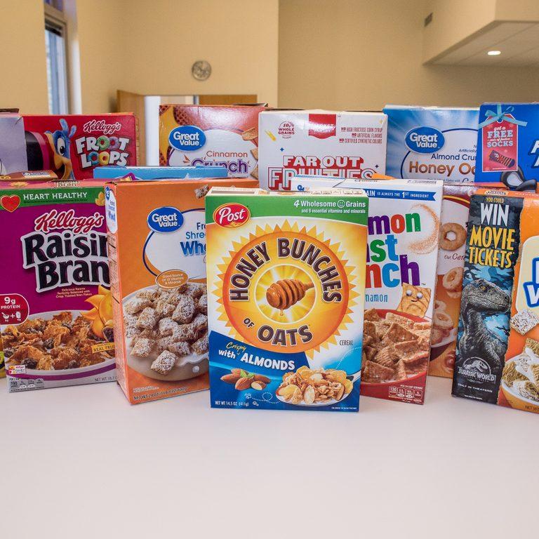 generic vs name brand cereal taste test