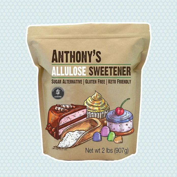 Anthonys Allulose Sweetener Friendly Alternative