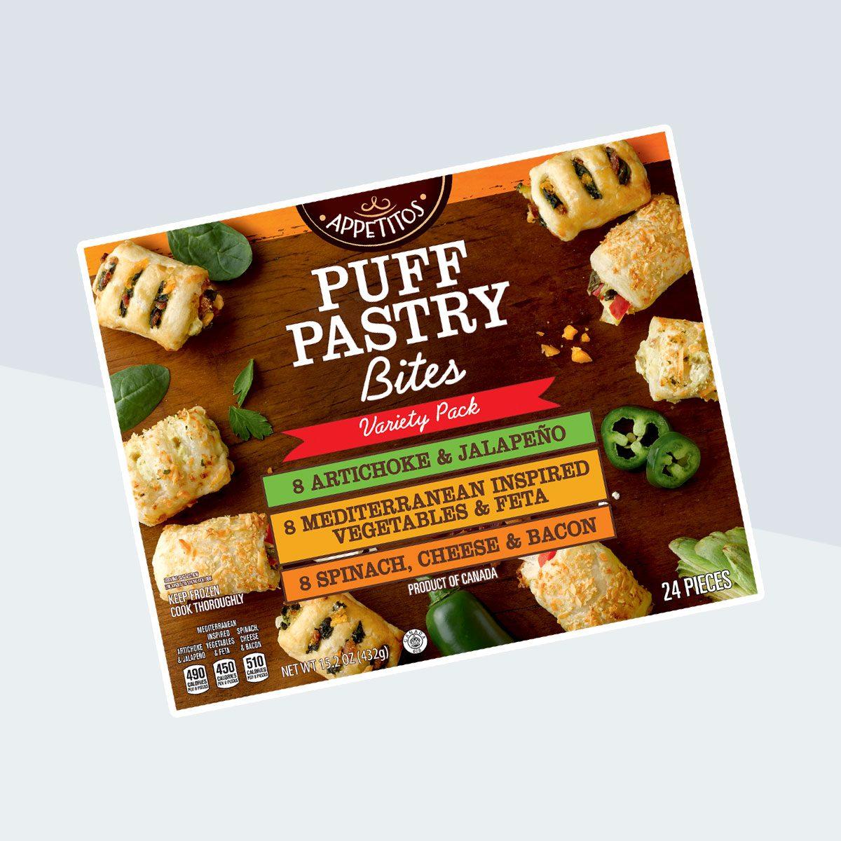 Puff Pastry Bites