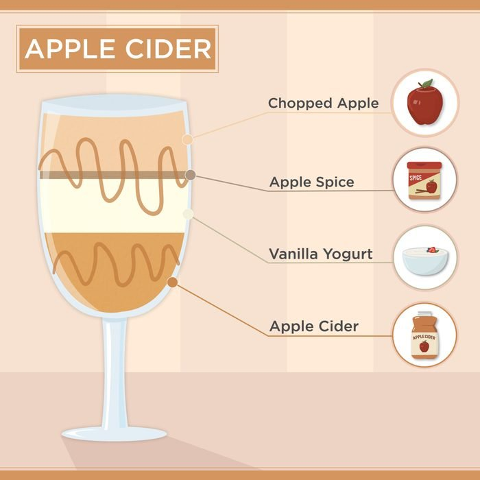 Apple Cider Smoothie Recipe