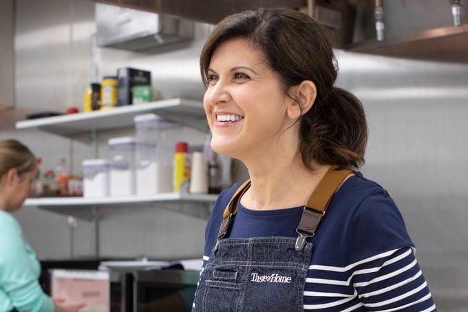 Taste of Home Executive Culinary Director Sarah Farmer.