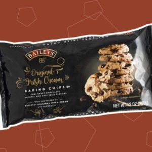 bag of baileys irish cream baking chips