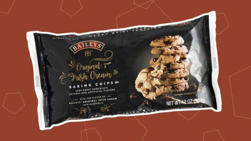 bag of baileys irish cream baking chips