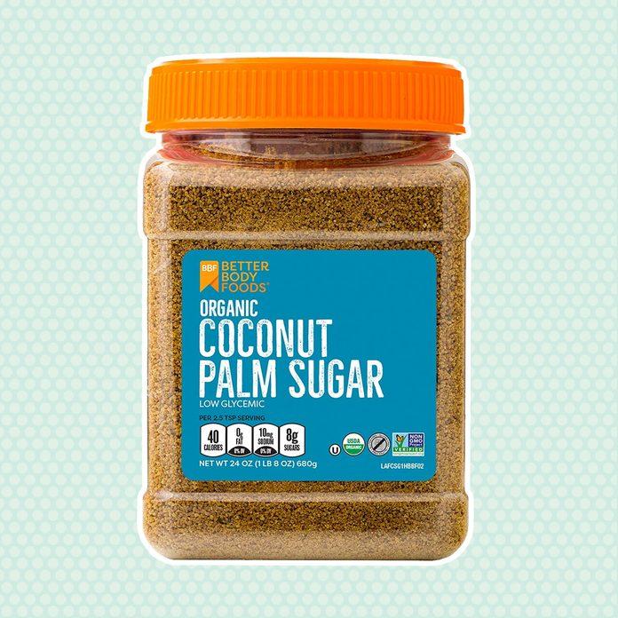 sugar alternatives Betterbody Foods Organic Coconut Unrefined