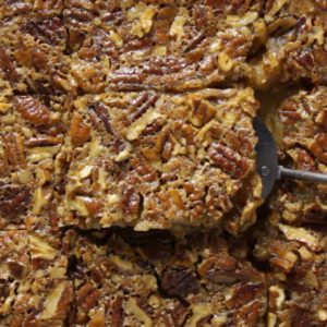 The Ultimate Pecan Pie Bar Recipe