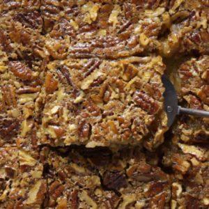 The Ultimate Pecan Pie Bar Recipe