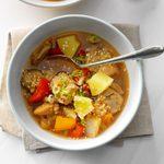 Ginger Chicken and Quinoa Stew