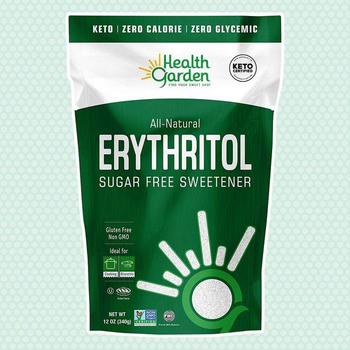 sugar alternatives Health Garden Erythritol Sugar Sweetener