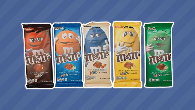 M&M's Releases New Candy and It Is REVOLUTIONARY