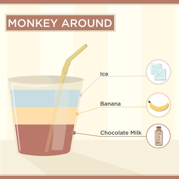 Monkey Around Smoothie Recipe