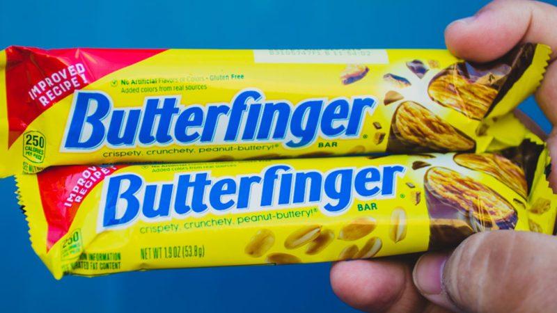 New Butterfingers