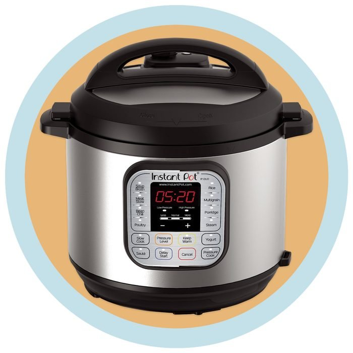 Pressure Cooker-Instant Pot DUO 6-Quart Multi-Use Programmable Pressure Cooker