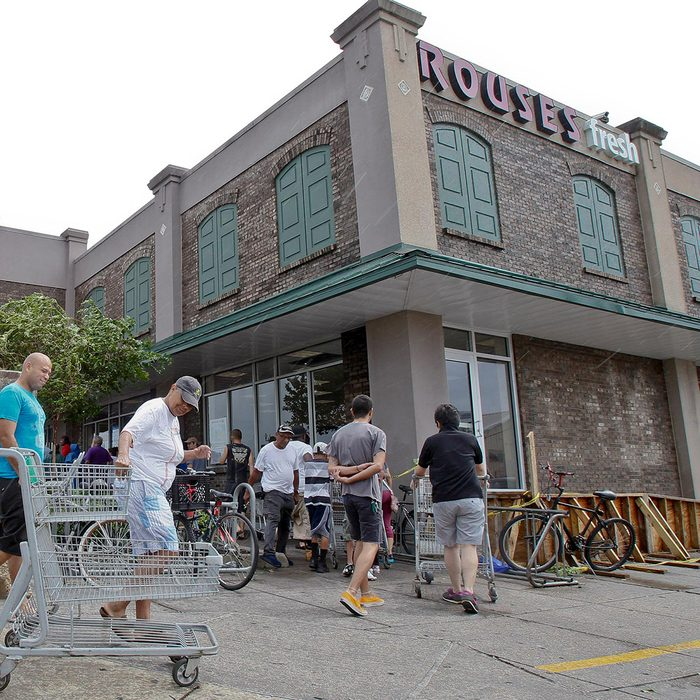 Louisiana: Rouses Market, Baton Rouge