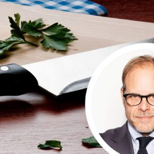 Shopping for a Knife? Never Do This, Says Alton Brown