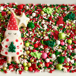 12 Christmas Sprinkles You Need in Your Holiday Baking Stash