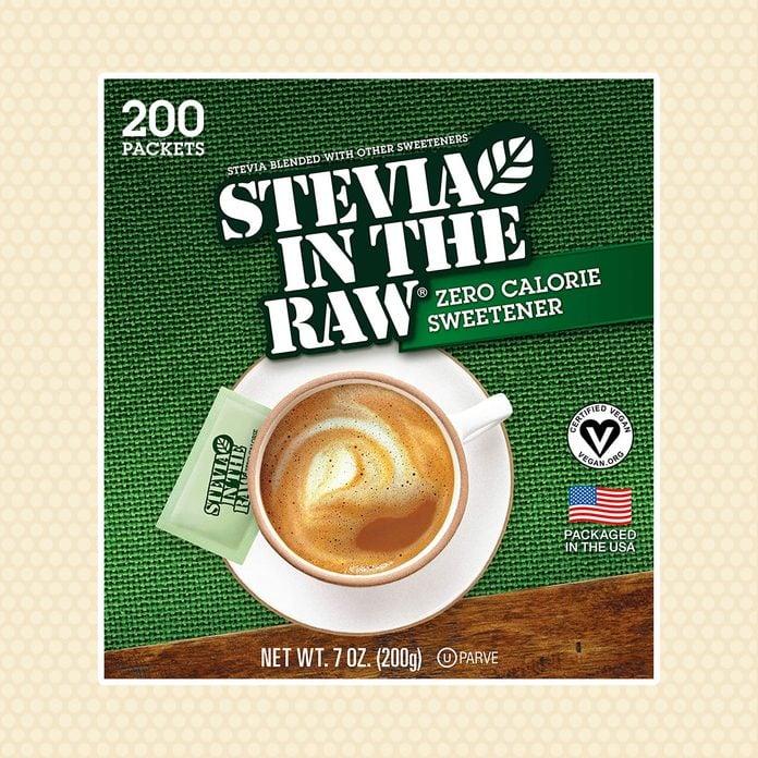 sugar alternatives Stevia Raw Sweetener Count Packets