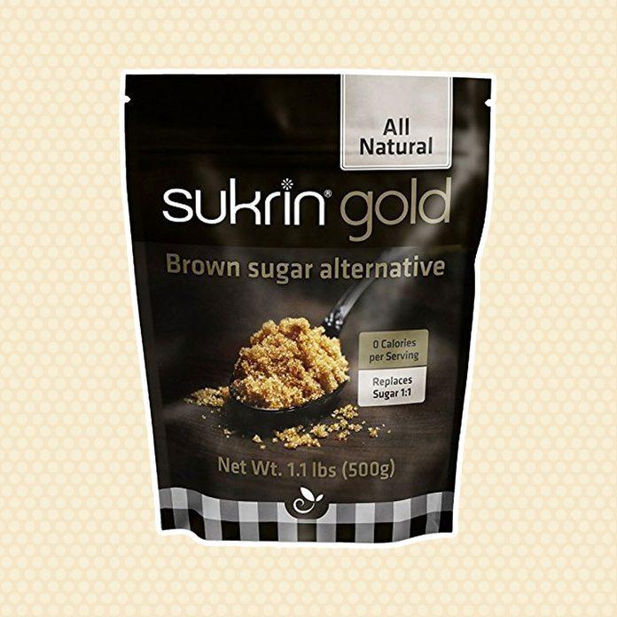 sugar alternatives Sukrin Gold Natural Brown Alternative