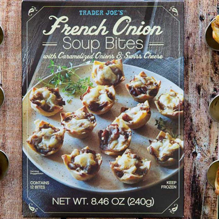 Trader Joe's Just Made French Onion Soup In Handheld Form