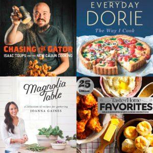 The Best Cookbooks of 2018