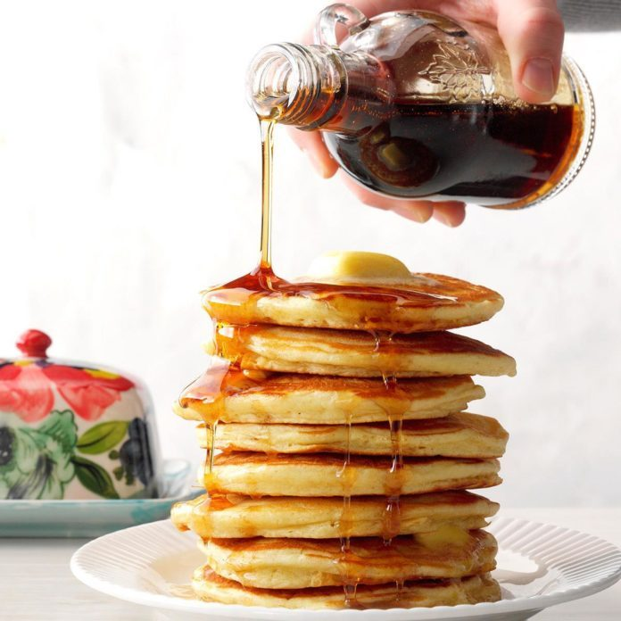 The Best Ever Pancakes